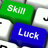 Is Winning Luck or Strategy?