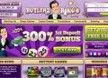 Butlers Bingo Featured Site January 2012