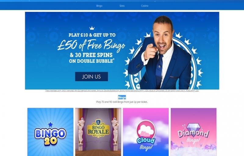 Jackpotjoy mobile bingo login