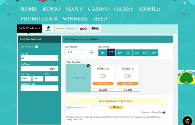 Naughty Bingo Review – Expert Ratings and User Reviews