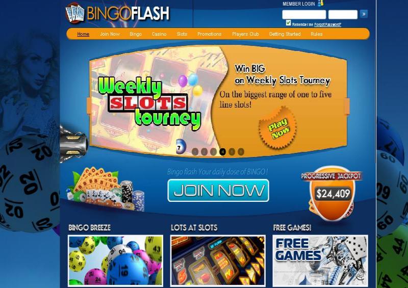Bingo Flash