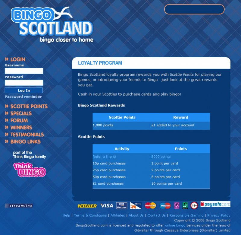Giant Bingo Review – Expert Ratings and User Reviews