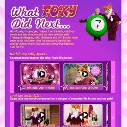 What Foxy did next