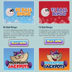 City bingo games