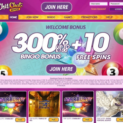 Chit Chat Bingo Home