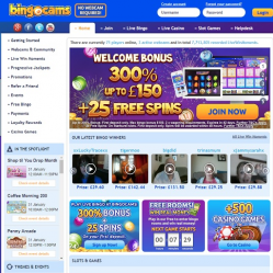 Bingo Cams Home Page