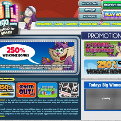 City Bingo Home Page