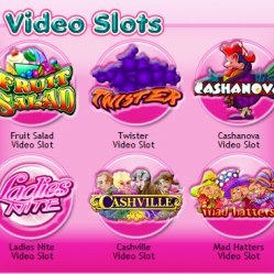 Jackpot city bingo slots selection