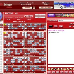 Bingo with chat games at posh bingo