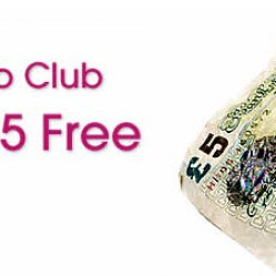 £5 free at all bingo club