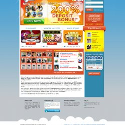 Wonder Bingo site