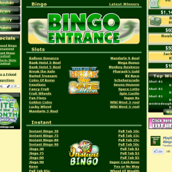 Play Time Bingo Lobby