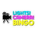 Lights Camera Bingo Logo