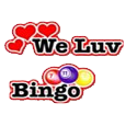 We Luv Bingo Logo