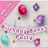 888 Ladies Birthday Bonus Party