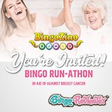 BingoZino Your Way to Fighting Breast Cancer with the Bingo Run-Athon Fundraiser