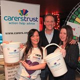Carers Trust and Rank Group's Charity Efforts receive Royal Recognition
