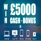 Deposit at Harrys Bingo and Win Up to £5,000