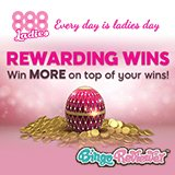 Introducing Rewarding Wins; When You Win, You Can Win Again a 888 Ladies