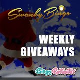 It's Time for Christmas Delights, Weekly Giveaways and Much More at Swanky Bingo