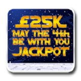 May the 4th Be With You at Cheeky Bingo!