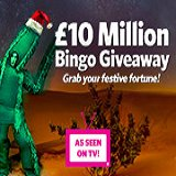 Mecca Bingo £10 Million Giveaway