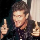 The Hoff Calls on Bingo Night