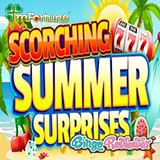 The Temperature is Soaring over at mFortune with New and Improved Promos with Plenty of Bonus Spins!