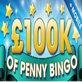 William Hill's £100k Penny Bingo Promotion