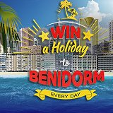 Win a Holiday to Benidorm with Gala Bingo!
