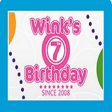 Happy Birthday Wink Bingo!