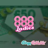 A Stunning New Look and Stunning New Offers from 888 Ladies Bingo