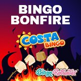 Amazon Fires to be won at Costa Bingo this Bonfire Night!