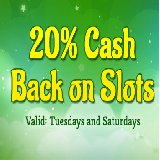 Bingo Hotpot March Slots Cash-back