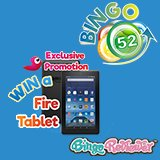 Bingo52's Fire Tablet Giveaway