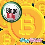 Bank with Bitcoin at Bingo Billy