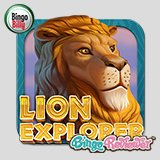 BingoBilly Launches Mobilots' Lion Explorer