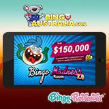 Bingo Madness Room on Bingo Australia Gives Amazing Prices