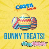 Collect Tasty Bunny Treats at Costa Bingo