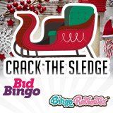 Crack the Sledge to Release Loyalty Points and Gadgets at Bid Bingo