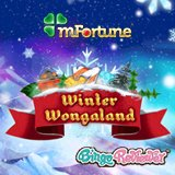 Festive Freebie Fun with Up to 40 Bonus Spins on Winter Wongaland – mFortune's Brand-New Slot