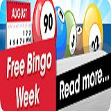Free Bingo Week in August at Heart Bingo