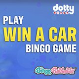 Go Dotty to Win a Brand-New Car this March!