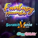Join Fantasy November Tour At Scratch Mania!