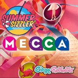 Mecca Bingo offers a Summer Sizzler of free games and a £30,000 prize draw
