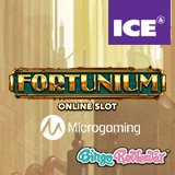 Microgaming unveils Fortunium slot at ICE!
