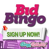 New Welcome Bonus for Bid Bingo