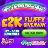 Play New Slingo Fluffy Favourites to Win a £2K iMac