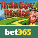 Find shared jackpots under the rainbow at Bet365!