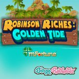 Robinson Riches is Back with More Free Play Fun at mFortune